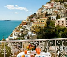 Amalfi Coast Hotels with Amazing Views