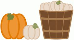 Silhouette Design Store: pumpkin basket - our FREE Design of the Week!
