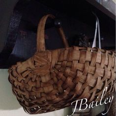 Old small basket
