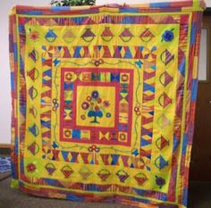 Luv 2 Stitch: A Year Of Round Robin Quilts