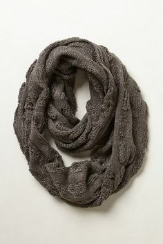 infinity scarf / anthropologie