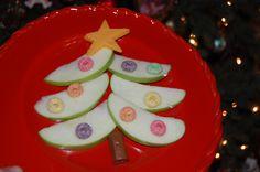 Christmas tree snack healthy snacks, christmas fun, christmas snacks, christmas treats, kitchen, christmas trees, christma treet, christma snack, kid