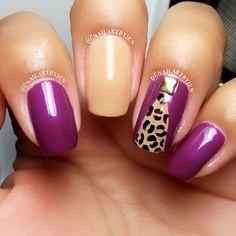 Instagram photo by nailartbyjen #nail #nails #nailart