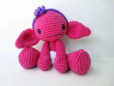 babi goblina, crochet toy, crochet amigurumi, crochet idé