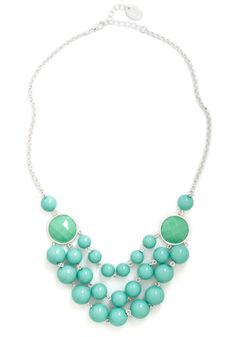 Such a Treat Necklace, #ModCloth $21.99