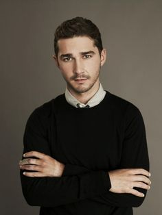 Shia Labeouf. My first love...