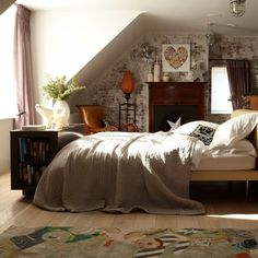 Bedroom | Step inside a festive Victorian home in Kent