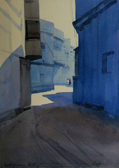 Jodhpurwala Blue