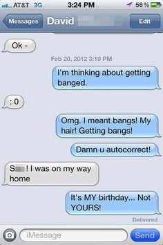 Who's birthday?