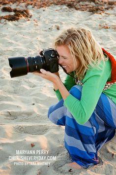 PHOTOS THAT INSPIRE. Cherish Everyday: project life