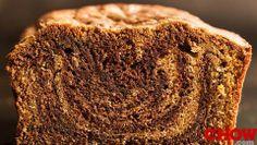 Talk @Connie Chow: Chocolate Swirl Pumpkin Bread #Recipe - (click pic for recipe)