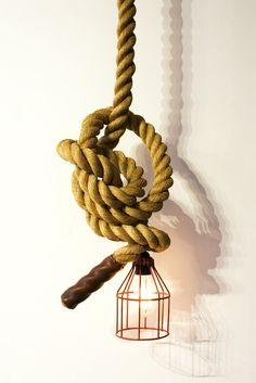 Nautical rope light!