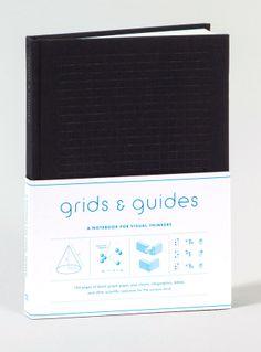 Grids & Guides il blocco note per pensatori visivi