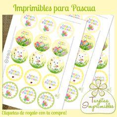 Etiquetas de Pascua para imprimir GRATIS, http://tarjetasimprimibles.com/2013/03/27/etiquetas-de-pascua-para-imprimir-gratis/