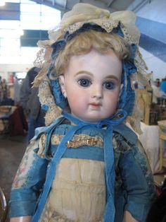 Antique Bebe Jumeau