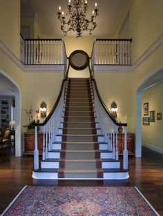 stairway, dream, grand entrance, staircase design, foyer, carpet, stair runners, interior photography, entryway