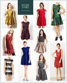 REVEL Picks: Holiday Party Dresses