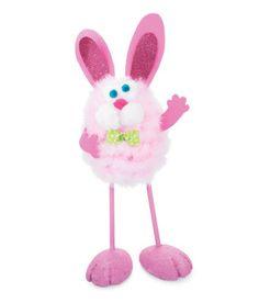 Long Leg Bunny Craft Egg