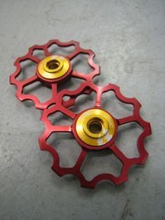 Mt Zoom Lightweight Jockey Wheels
