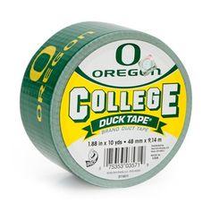 Oregon Duck Tape, need it!