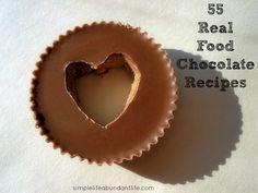 real food chocolate