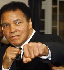 """""""Impossible is not a fact. It's an opinion."""" - Muhammad Ali (and inspirational article..)"""