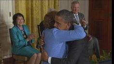President Obama awards Pat Summitt the Medal of Freedom | wbir.com
