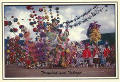 Carnival on Stage, Trinidad by Striderv, via Flickr