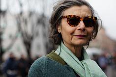 On the Street…. Renata Molho, Milan « The Sartorialist