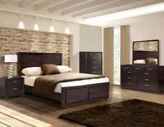 Bedroom Furniture On Pinterest Panel Bed King Beds And Queen Beds