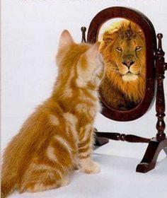 we see our self as big