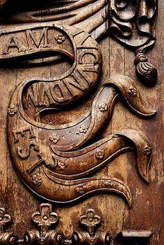 Bath Abbey Door, Bath, Somerset, England | Flickr - Photo Sharing!