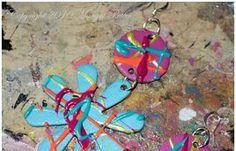 Tutorial for very cute earrings!