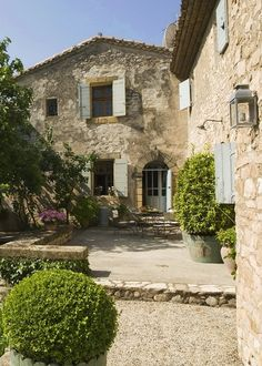 Beautiful french house
