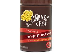 Nutella alternative for nut-free kids: new Chocolate No-Nut Butter by The Sneaky Chef. We're in! #allergies