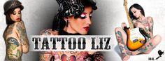 Tattoo Liz - Tattooed Model