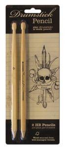 Drumstick Pencils $7.95