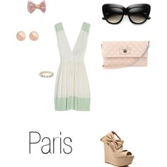 from paris with love 3, created by mlburgess09 on Polyvore