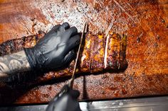Mighty Quinn's Barbeque in the East Village, #NYC