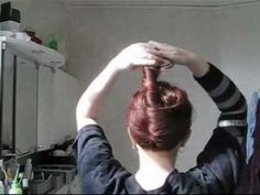 The Lazy French Twist