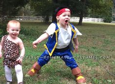 Coolest Homemade Duct Tape Jake the Neverland Pirate Costume... Coolest Halloween Costume Contest