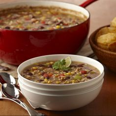 Red Beans and Andouille Soup | Recipes | Zatarain's®