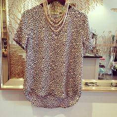 little rock, leopard top, snow leopard, snowleopard statement