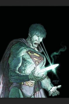 Bizzaro superman villain dc comics