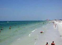 Clearwater FL--A most beautiful beach!