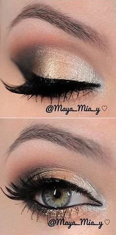 Tutorial: How To Blend Your Eyehsadow Like A Pro! - Click the image for the Tutorial!