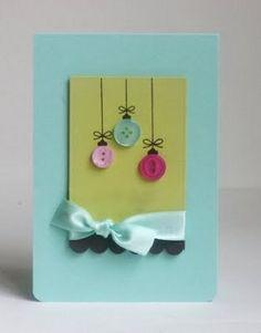 handmade cards | ... button-balls - Handmade Cards 2012 -2013 | Handmade Cards 2012 -2013