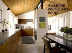 Mobile Home Living: Mobile Home Kitchen Inspirations and Organizing Tips