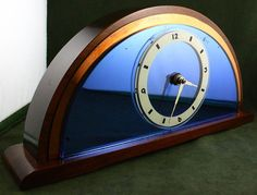 Art Deco 1930s Sessions Clock