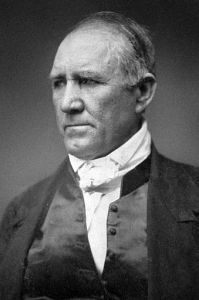 Let me tell you what is coming. After the sacrifice of countless millions of treasure and hundreds of thousands of lives, you may win Southern independence if God be not against you, but I doubt it. I tell you that, while I believe with you in the doctrine of states rights, the North is determined to preserve this Union. - Sam Houston
